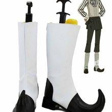 Kuroshitsuji Dagger Обувь Косплей Черный Дворецкий цирк кинген косплей сапоги обувь на заказ унисекс обувь любого размера