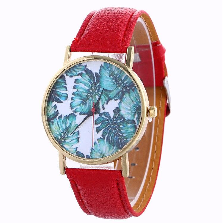 SANYU Womens Fashion Luxury New Arrive Watches Quartz Leather Band Wristwatch Unisex Popular Clock Gift
