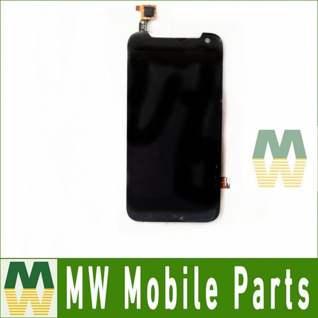 1PC /Lot Black Color For HTC Desire 310 Display +Touch Screen Assembly Digitizer  Free Shipping