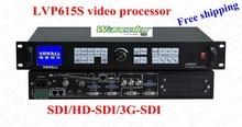 free shipping 2016 VDWALL LVP615S SDI/HD-SDI/3G-SDI LED display video processor Indoor & outdoor LED display LED Video Processor