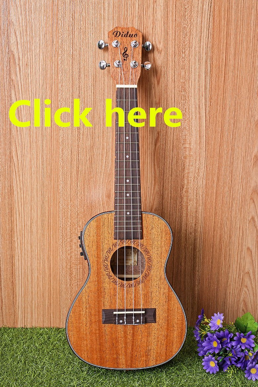 Polos Terbaik Konser Akustik Elektrik Ukulele 23 Inch Gitar 4 Peeredam Guncangan Motor Smash Titan Ukuran 15cm Sepasang Getsubject Aeproduct