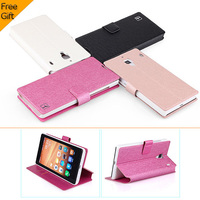 Hight Quality Xiaomi Hongmi Red Rice Redmi 1S Flip Leather Cell Phone Case For Hongmi Cover
