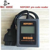 Ручной NSPC001 pin код считыватель BCM код для расчета pin кода NSPC001 professional для Nissan Все транспортные средства низкая цена