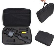 OSMO Estojo Portátil Handheld Cardan Móvel Pacote de Saco De Armazenamento Bolsa À Prova de Choque À Prova D' Água do Cabo Da Bateria para DJI OSMO