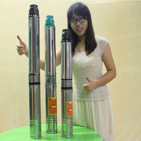 Vertical Turbine Pump Borehole Pump Deep Well Submersible Pump Water Pump For Deep Well