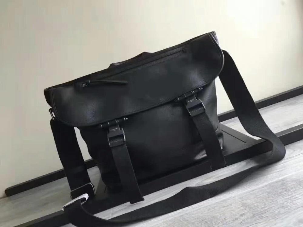 2017 Top kwaliteit Mode tas lederen hoge kwaliteit bericht handtas draagtas-in Top-Handle tassen van Bagage & Tassen op  Groep 1