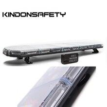 1 Вт супер линейный 6 светодиодный Предупреждение светильник бар премьер-мерцающий светильник бар, 12В или 24В, 120 см/47 дюймов