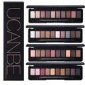 Eyeshadow Palette maquiagem Warm Colors paleta de sombra Matte makeup pallete Makeup Brushes Mineral Pigment Nude Beauty CL5