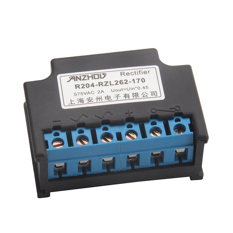 R204-RZL262-170 Rectifier Brake Block Rectifying Block RZL262-170