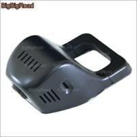 BigBigRoad APP Control Car Wifi DVR Driving Video Recorder For Nissan JUKE Dash Cam Hidden installation FHD 1080p
