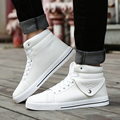 Men Boots Fashion 2016 Warm Cotton Brand Casule Popular Ankle Boots Shoes Men For Spring Autumn pu Leather Winter Shoes Y82