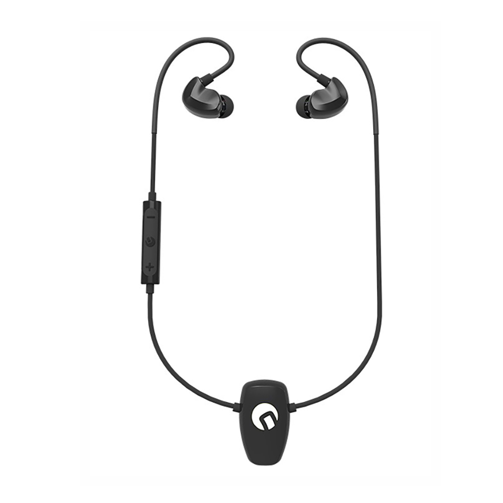 Nowall CH-1 Dual-Driver Dynamic + Balanced Armature Hybrid Bass Wireless Bluetooth In-Ear Earphones Earbuds For MP3 iPod iPhone