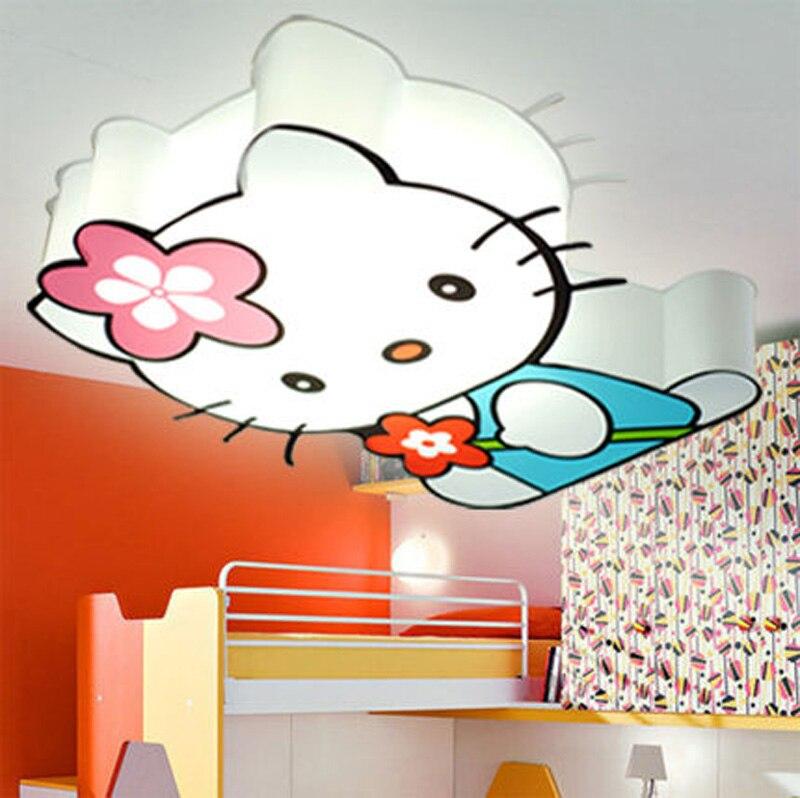 18W LED Ceiling Lights girls carton lamp children room