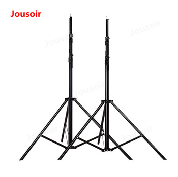 Photographic  light stand 280cm equipment studio photography light stand 280T (2 Pieces ) CD50 T06