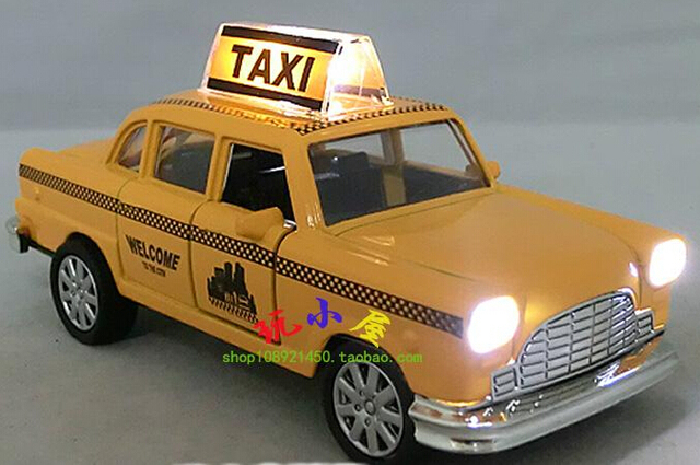 Diecasts Toy Vehicles Juguetes Brinquedos United States Taxi Kids ...
