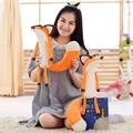 Juguetes de peluche El Principito fox zorro de peluche suave del animal del kawaii juguetes regalo para los niños 60 cm