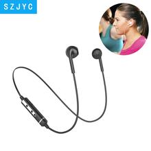 JYC X7 Neckband head set bluetooth headset wireless blutooth earphones sports earbuds CSR cuffie auriculares inal mbricos