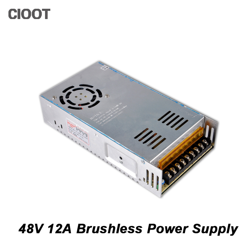 AC110/220V Input Voltage to DC 48V Output Switching Power Supply CNC Brushless Adjustable Power Governer Driver For 400W/500W high voltage dc power supply 12v 24v dc input power supply module adjustable power supply 1kv 10kv