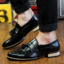 Men's Casual Shoes Fashion business dress Soft Moccasins Loafers High-Quality me