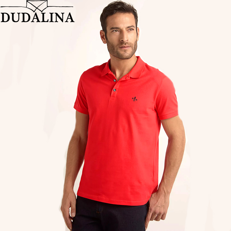 Dudalina   Polo   Shirt 2019 Men Summer Short Sleeve Casual   Polo   Shirt Men Solid Color Business Brand Pure Solied   Polo   Shirts Men