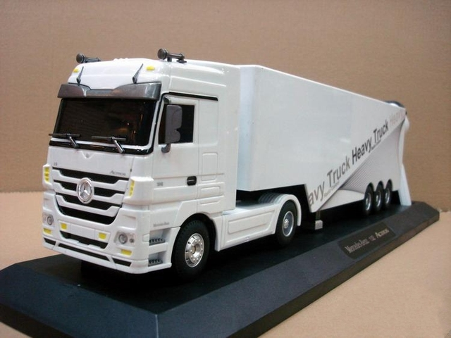 Great Detachable Remote Control Big Size 1:32 RC 6CH Container Heavy Truck With  Lights And Nice Design