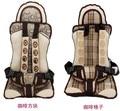 Cojín Del Asiento de Seguridad Para Niños Asientos de Coche de bebé Portable Del Coche 36 kg sillas de Niños Niños Pequeños Arnés de la Cubierta Del Coche cubiertas de coche para niño