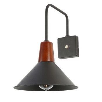 レトロな錬鉄製 led ウォールランプ北欧読書ベッドサイドランプ通路階段バルコニーの装飾ランプ mx4201022