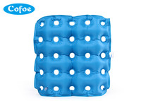 Cofoe PVC Relax Household Square Inflatable Air Cushion Bedsore Prevention Sedentary Prevent Hemorrhoids