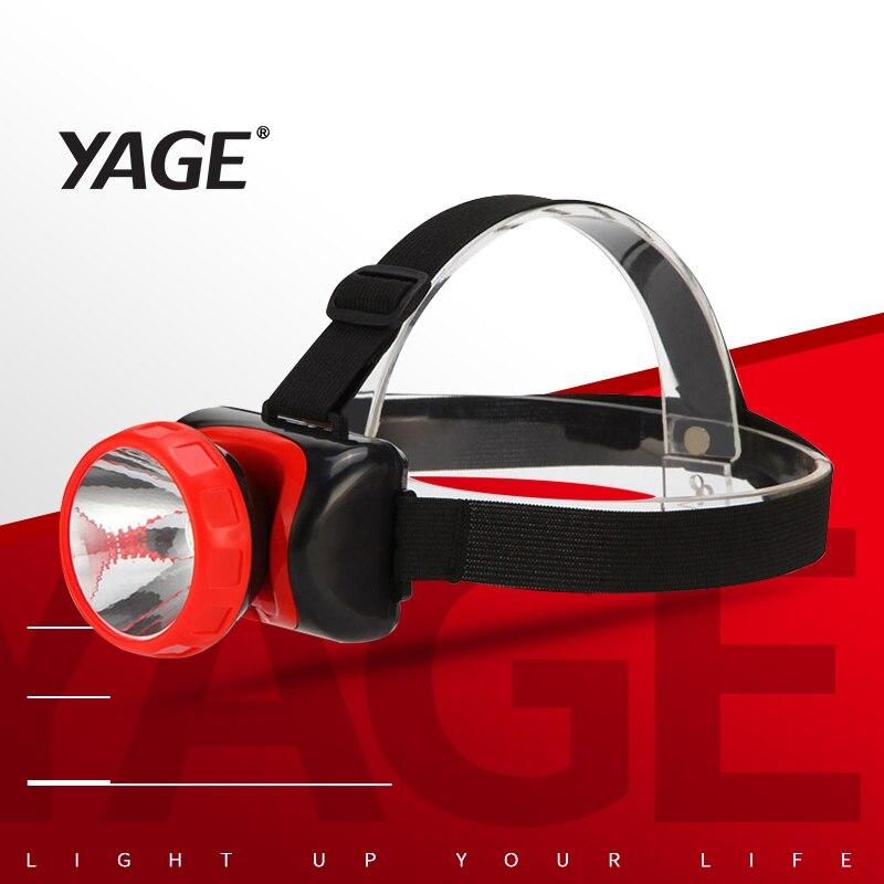 YAGE रिचार्जेबल एलईडी हेड लैम्प लाइट्स आपके माथे पर हेडलाइट लाइट हेडलाइट एलईडी लिन्टर्न हेड टच फिशिंग लालटेन