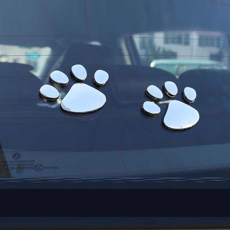 стиль автомобиля наклейку медведь лапой
