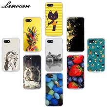 "Lamocase Case For Huawei Y5 2018 PRIME 5.45"" inch Cover For Huawei Y5 Lite 2018 DRA-LX5 DRA LX5 Y5Lite Y 5 Lite 2018 Phone Cover(China)"