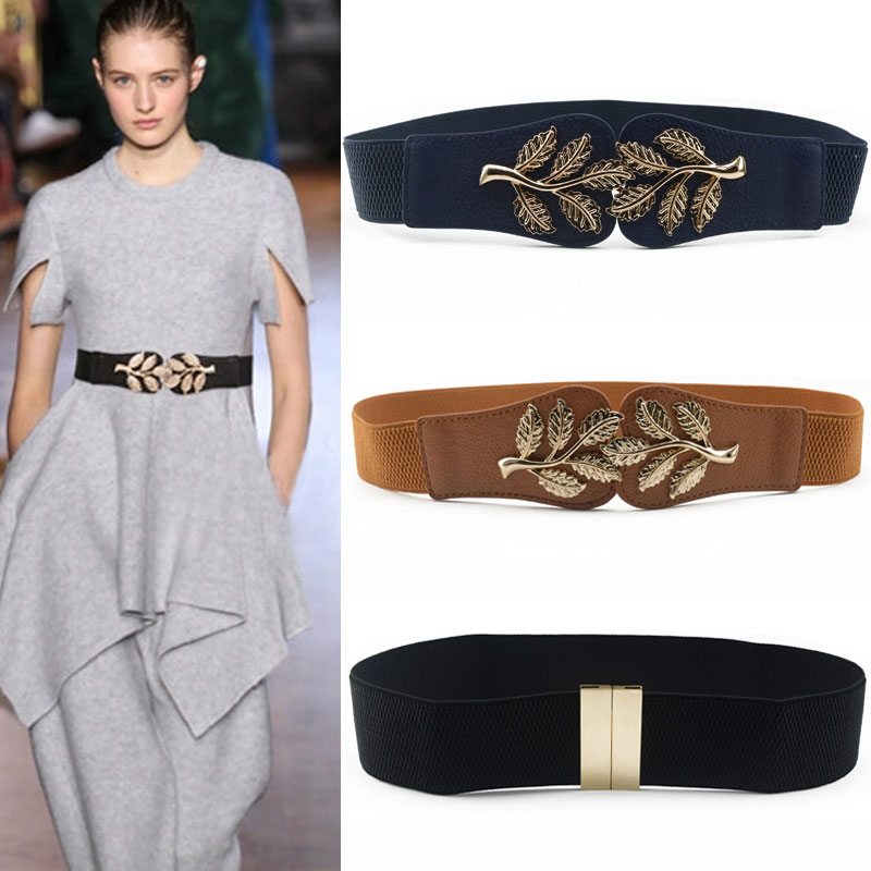 Long Waist Belt Black 3.8cm Width And 80cm Long Waist Belt Dress Adornment For Women Waistband 3 Types Belt For Women Fashion