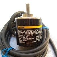 E6B2CWZ1X OMRON Rotary Encoder E6B2 CWZ1X 2500 2000 1800 1024 1000 600 500 400 360 200