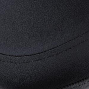 Image 4 - Asiento de motocicleta, respaldo para Conductor, almohadilla de descanso trasero para Honda Shadow VT400 VT750 97 03