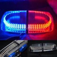 시안 토양 베이 높은 전원 황색 & 화이트 240 LEDs 비상 경고 스트로브 빛 경고 빛 방수 비콘 긴급 빛 뜨거