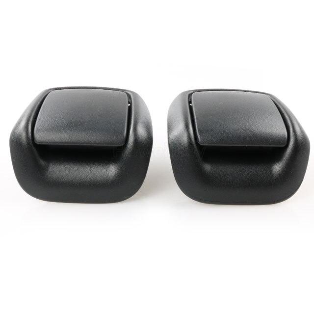 1 par de asas de inclinaci/ón para asiento delantero izquierdo para Fiesta MK6 2002 2008 1417520 1417521