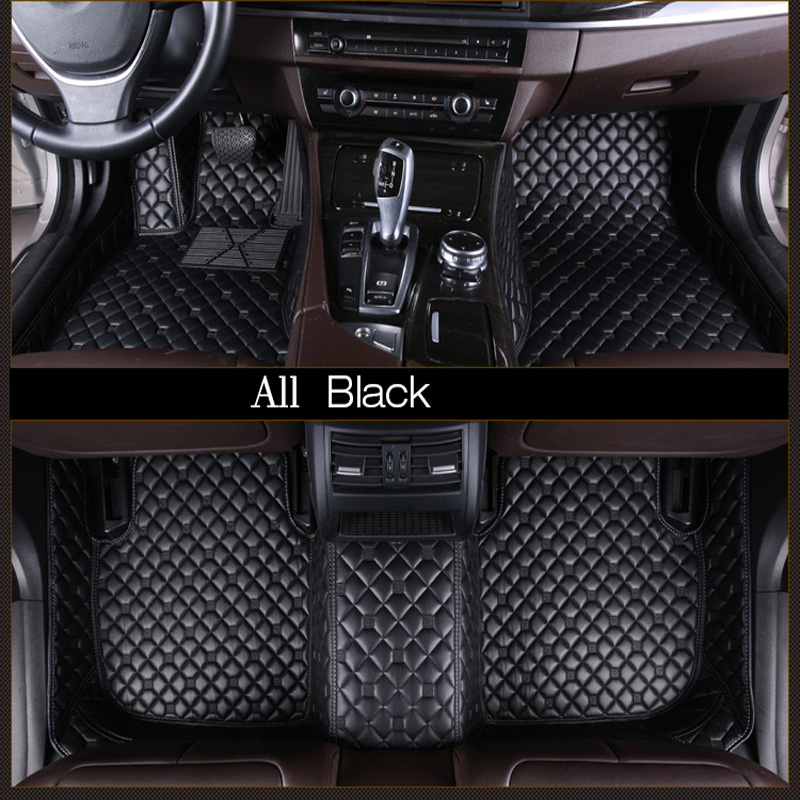 Special made car floor mats for Audi A6 S6 A4 S4 Allroad Avant A3 A5 A7 A8 waterproof good case carpet rugs liners Mercedes-Benz CLA-класс