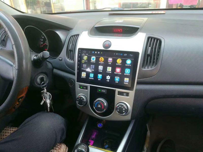 CHOGATH 10 Quad Core RAM 1G Pure Android 6.0 Car GPS Player Navi for Kia Cerato