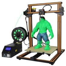 CR-10s Drukarki 3D Podwójny Z Pręta, Monitorowanie Alarmu 3D Żarnik drukarki DIY ZESTAW Prusa i3 duży Rozmiar Wydruku filame Creality 3D z 200g