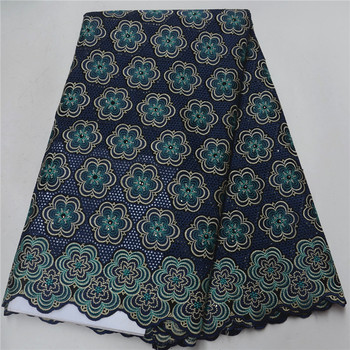 Nigerian Lace Fabrics 2018 African Swiss Voile Lace High Quality Swiss Voile Lace In Switzerland For Women Cloth