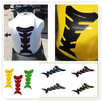 black 3D Motorcycle Fuel Oil Tank Pad Decal Protector Cover Sticker For Ducati Panigale 1199 S TRicoloR 1299 R 899 959 SS1000