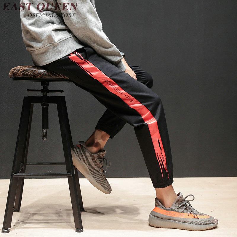 Harem pants men autumn winter fashion harem pants male mens sweat pants DD077 C