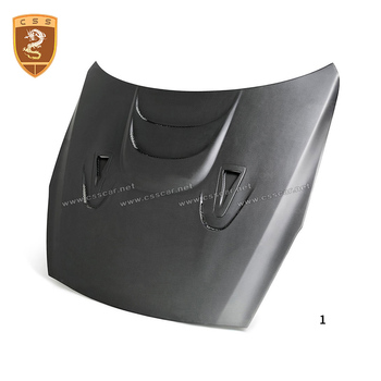 Carbon Fiber Hood Bonnet Cover For R35 Nissa Body Kits Auto Accessories Car Modification Car Styling