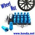 RAYS Wheel Nut Lug Nut P:1.5 L:50mm(20Pcs/Set) / Blue