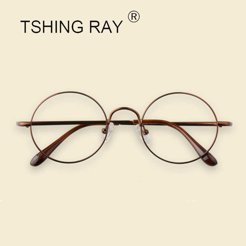9a98ac51e6 ... Harry Potter Cosplay Reading. RELATED PRODUCTS. TSHING RAY Vintage  Round Eye Glasses Frame Men Women Brand Designer Reading Metal Circle Frame  Optical
