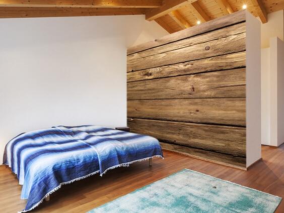 Muurschilderingen Voor Slaapkamer : Custom textuur behang hout textuur d foto muurschilderingen