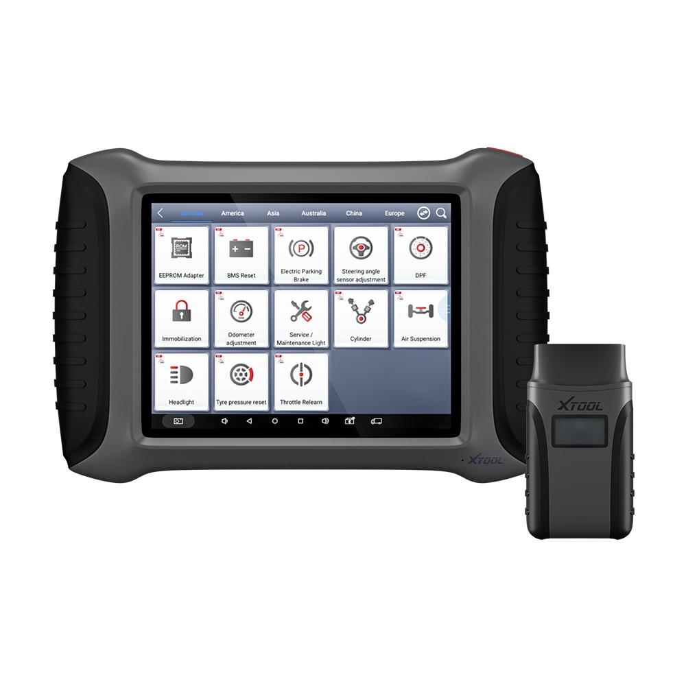 2019 XTOOL A80 H6 Full System Car Diagnostic tool Car OBDII Car Repair Tool Vehicle Programming