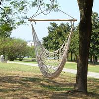 Nordic Style Hammock Outdoor Indoor Furniture Swing Hanging Chair For Children Adult Garden Dormitory Single Safety Chair Toy