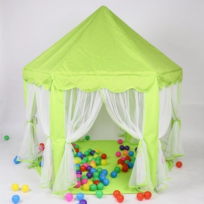 Play Tent Portable Foldable Princess Folding Tent Kid Children Kids Bed Tent Children Playhouse