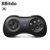 8BitDo M30 Wireless Bluetooth Gamepad Controller for Sega Genesis Mega Drive Style for Nintend NS Switch/Andorid/Windows/MacOS